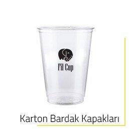 Özel Baskılı Plastik Bardak