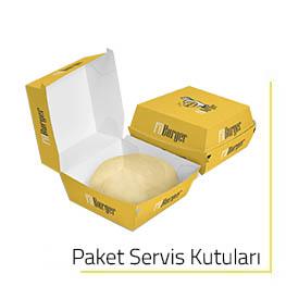 Paket Servis Kutuları